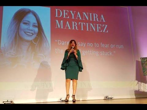 DEYANIRA MARTINEZ - BOOK LAUNCH OF TODAY'S INSPIRED LATINA