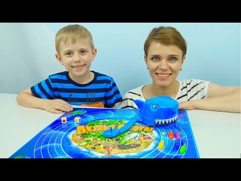 Мультфильм охота на акул