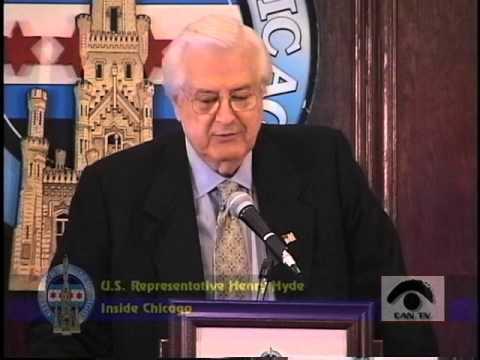 Henry Hyde, U.S. Representative