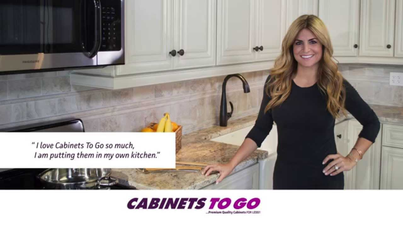 Alison Victoria: What To Expect At Cabinets To Go