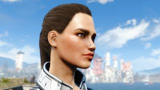 MOST BEAUTIFUL GIRL IN THE WORLD! (Fallout 4)
