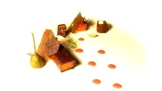 Ксантан, - текстура в молекулярной кухне
