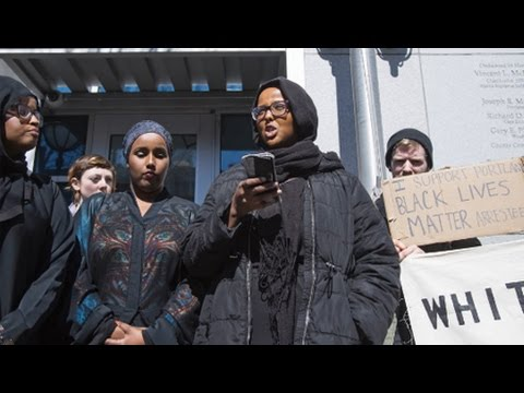 Black Lives Matter Case in Maine in Limbo