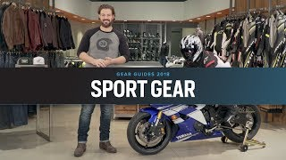 Best Sport Motorcycle Gear of 2018 at RevZilla.com