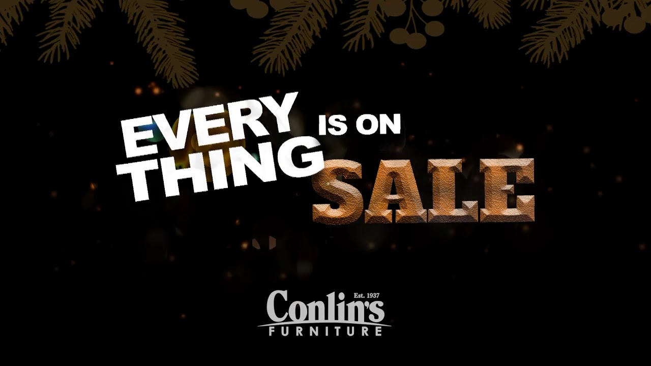 Conlin Furniture Black Friday Prices Now Nov 17 YouTube