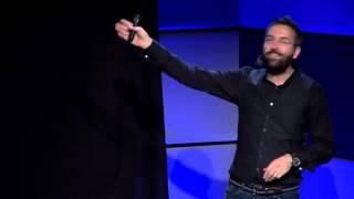 Μικρός ήθελα να γίνω ταξιτζής : Theofilos Vasileiadis at TEDxAUEB