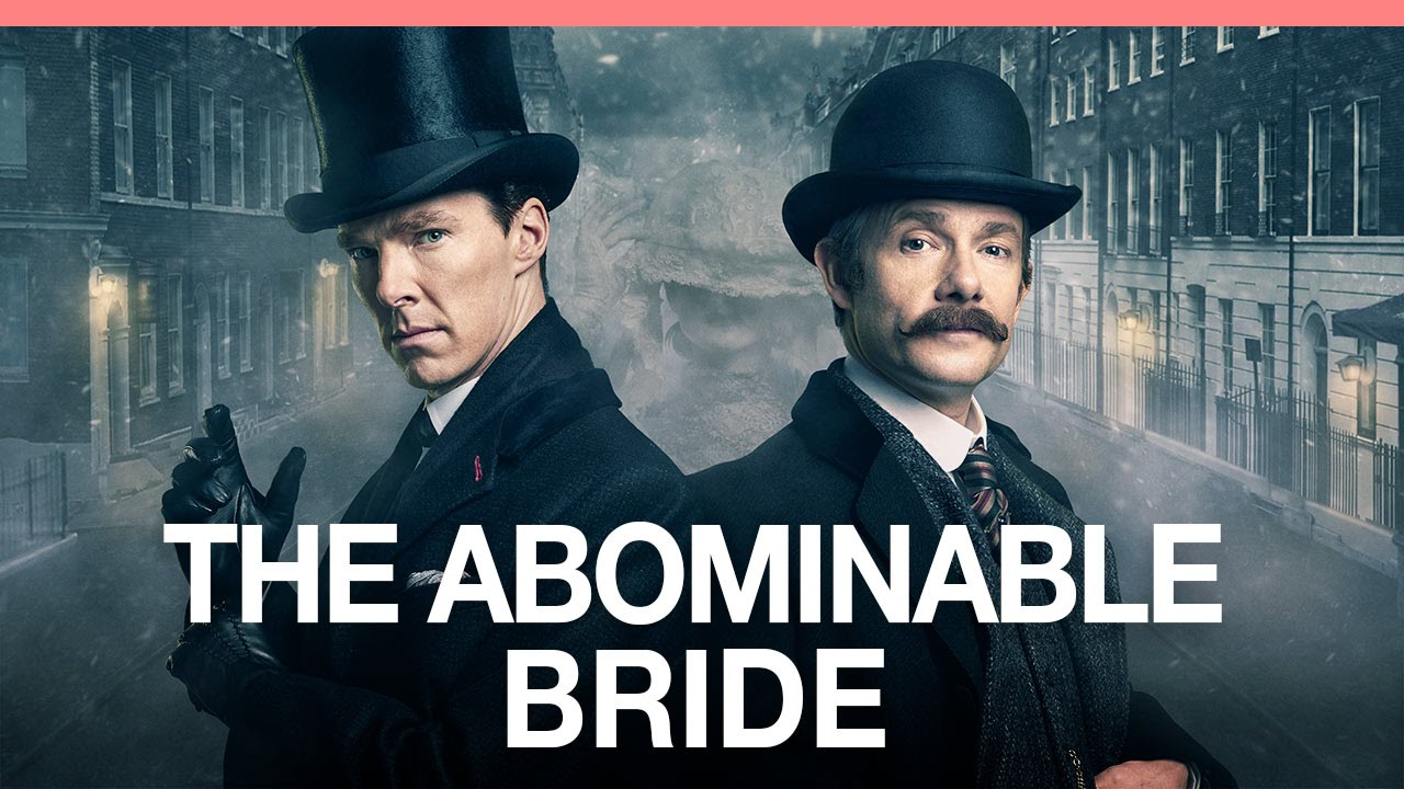 sherlock writers on christmas treat special the abominable bride youtube - Watch Sherlock Christmas Special