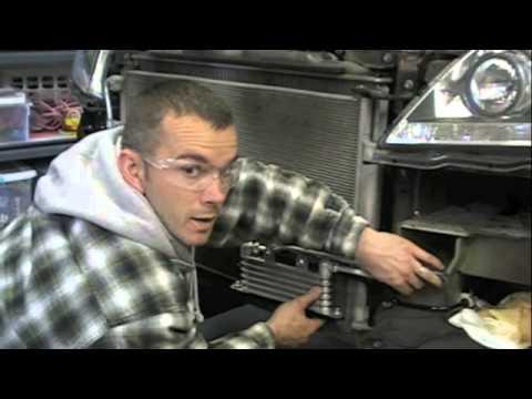 Honda odyssey transmission cooler install viyoutube for Honda odyssey transmission fluid change