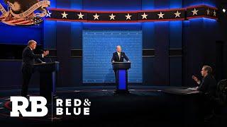 Voters react to first 2020 presidential debate