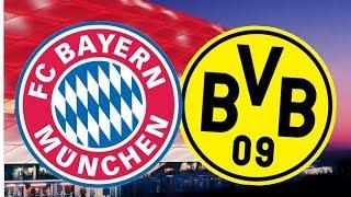 Bayern Múnich vs. Borussia Dortmund | EN VIVO | Live Stream