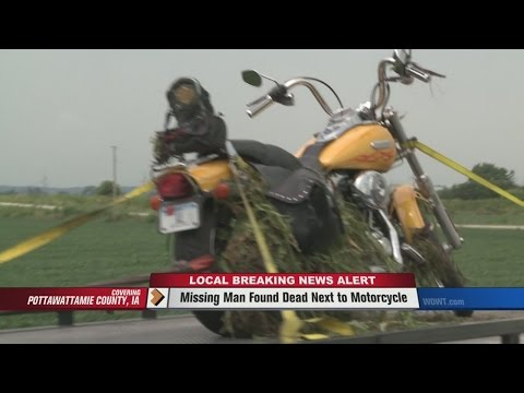 Missing Man Found Dead Next to Motorcycle
