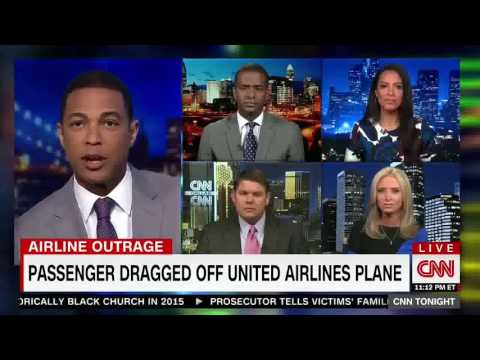 CNN's Angela Rye discusses the United Airlines fiasco