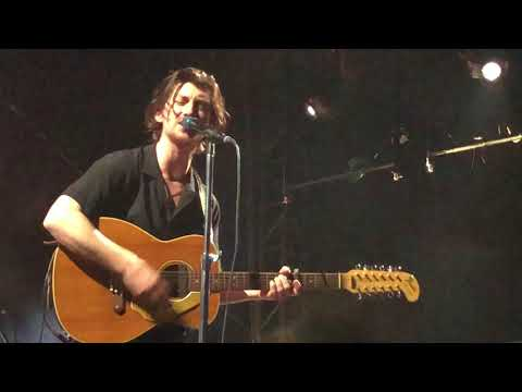 Arctic Monkeys - The Hellcat Spangled Shalalala - Live @ The Hollywood Forever Cemetery (5-05, 2018)