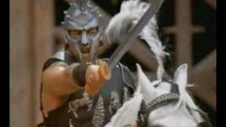 Gladiator theme song ( Techno remix ).MP4