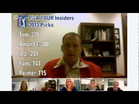 Insiders Hangout: Farmers Insurance Open / Favorite Playoffs