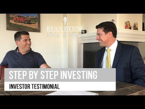 Investing in Real Estate with Ryan Byrne in Huntington Beach California