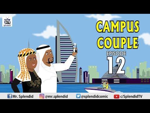 CAMPUS COUPLE EPISODE 12 (Splendid TV) (Splendid Cartoon)