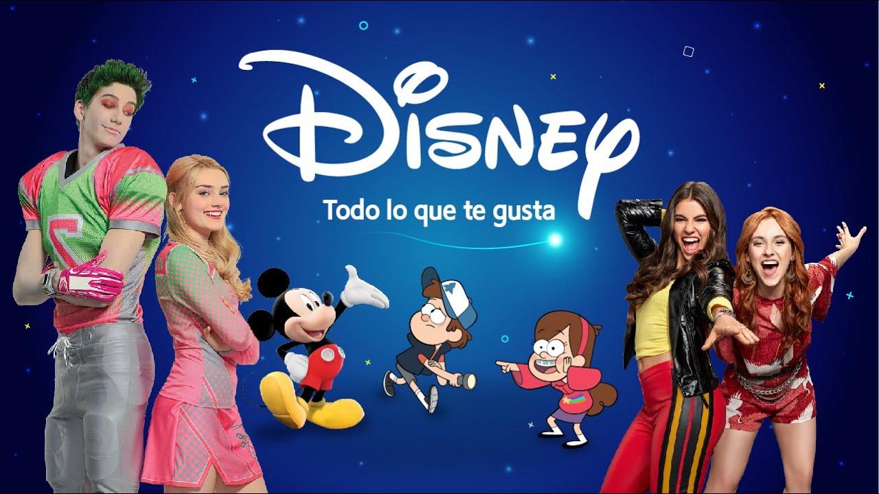 Disney: La casa de todo lo que te gusta 🏠😃