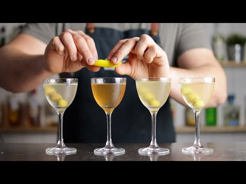 the-ultimate-martini-guide---classic,-perfect,-dirty-or-dry?