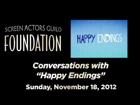 Conversations with Elisha Cuthbert, Zachary Knighton and Damon Wayans Jr. of HAPPY ENDINGS