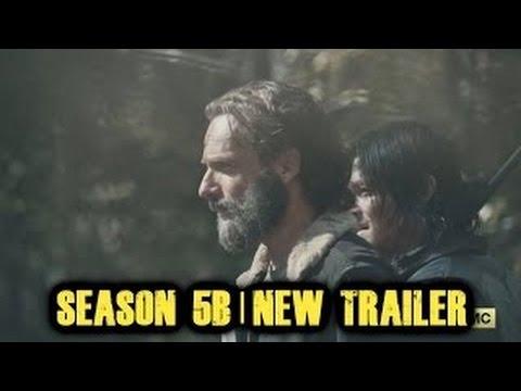 Trailer: Surviving Together: The Walking Dead: Season 5