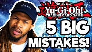 Top 5 Things Yu-Gi-Oh Does WRONG!