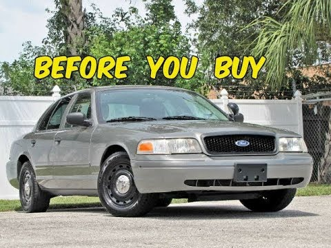 Watch This BEFORE You Buy a Crown Victoria Police Interceptor! Mp3