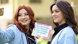 Ankara Mezunİyet Gazi Üniversitesi Matematik Bölümü 2018' Mezuniyet Klibi