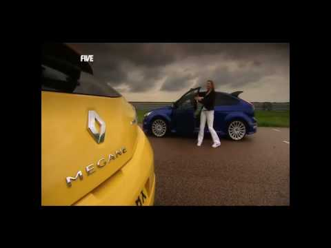 Fifth Gear – Ford Focus RS vs Renault Megane RS 250 vs Volkswagen Scirocco R