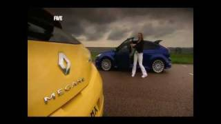 Fifth Gear - Ford Focus RS vs Renault Megane RS 250 vs Volkswagen Scirocco R