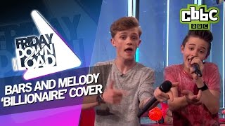 Bars and Melody cover