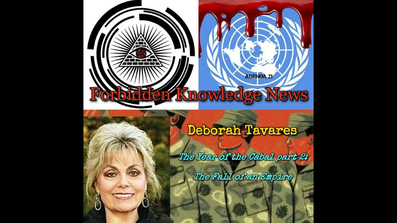 The Year of the Cabal part 2: The Fall of an Empire with Deborah Tavares