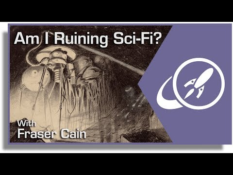 Q&A 44: Am I Ruining Sci-Fi? and more