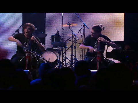2CELLOS iTunes Festival London 2011