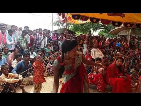 DANDA NACHA SAMBALPURI 2017   ODISHA   NUAPADA//Popular Odia Jatra Part