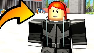STALA SE ZE MĚ BLACK WIDOW!😱😎 Roblox Superhero Simulator #2
