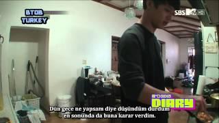[11.12.2012] BTOB-B +Diary 2.Bölüm (Türkçe Altyazılı)