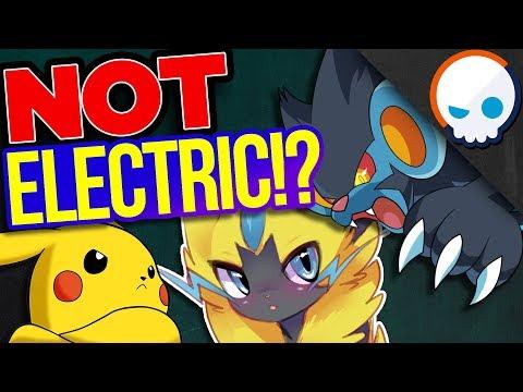 EVERY ELECTRIC TYPE POKEMON EXPLAINED!   Gnoggin