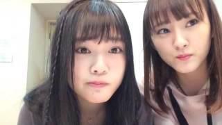本村碧唯 Showroom 2016 1105.