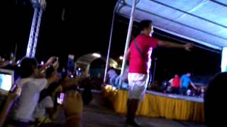 Daniel padilla concert on ICC balayan,batangas
