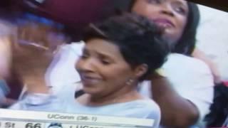 Mississippi State Fan reaction Game Winner Uconn