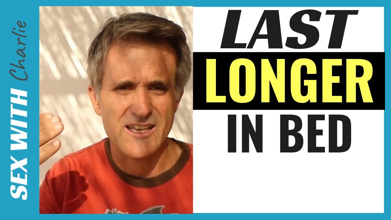 simple tips to last longer in bed