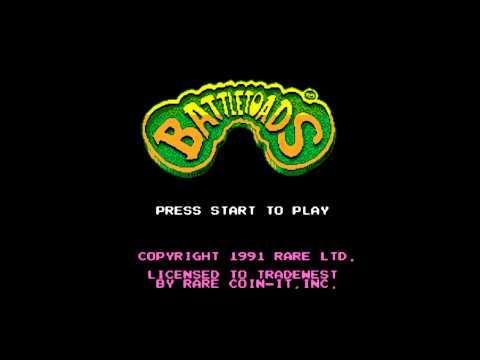 Battletoads NES - Turbo Tunnel (Extended)