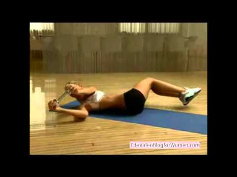 Flat Belly Exercise for Women: Exercises to Lose Belly Fat for Women: