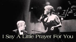 Burt Bacharach - Hal David. Vocal - Dionne Warwick. Composed, Arran...