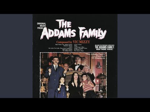 The Addams Family: Main Theme from the Television Series The Addams Family