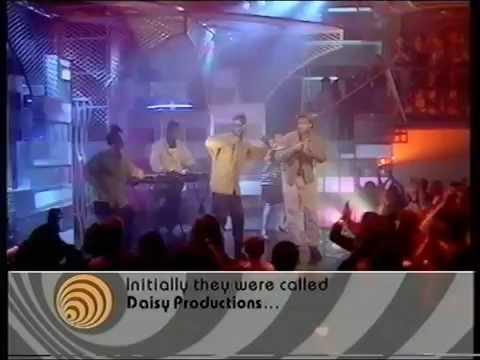 De La Soul - Me Myself And I - Top Of The Pops - Thursday 27th April 1989