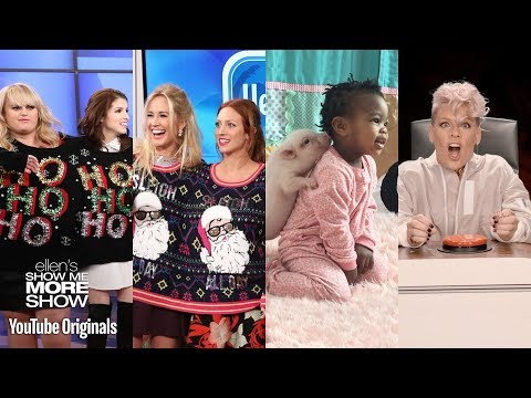 The Cast of 'Pitch Perfect 3,' Ellen's Worst Idea, Adorable Animal Babies, and P!nk