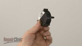 AO Smith Water Heater Won't Light? Pressure Switch 9006017015