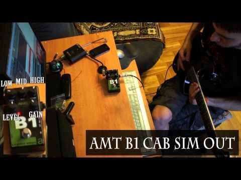AMT B1 demonstration